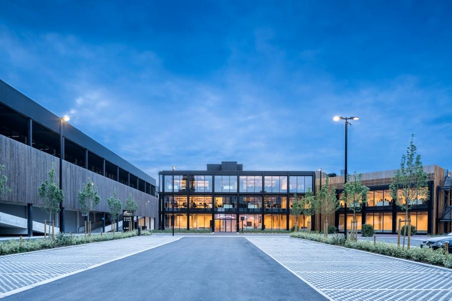 Bedrijvencomplex Cotton Business Park